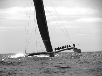 Trimaran Sensations N&B