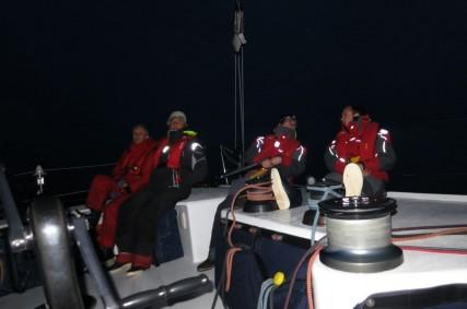 Navigation de nuit- week end Monocoque IMOCA