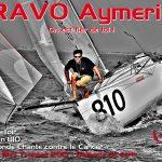 Aymeric Belloir - Vainqueur Mini Transt 2013, bateaux de série