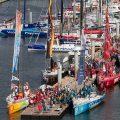 Etape Volvo Ocean Race Lorient 2012 - © Roman/Volvo Ocean Race
