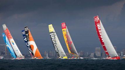 Practice Race - Alicante - © Volvo Ocean Race
