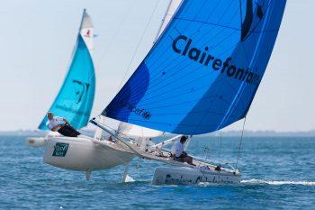 Catamaran monotype COD 25, ex Clairefontaine - © JM Liot / Sailing One